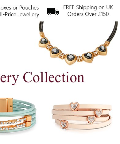 Wholesale jewellery - leather right
