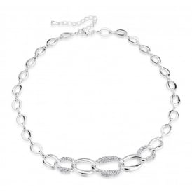 Price for Pack of 2  Beautiful Silver Plated necklace. Supplied with Presentation Box.