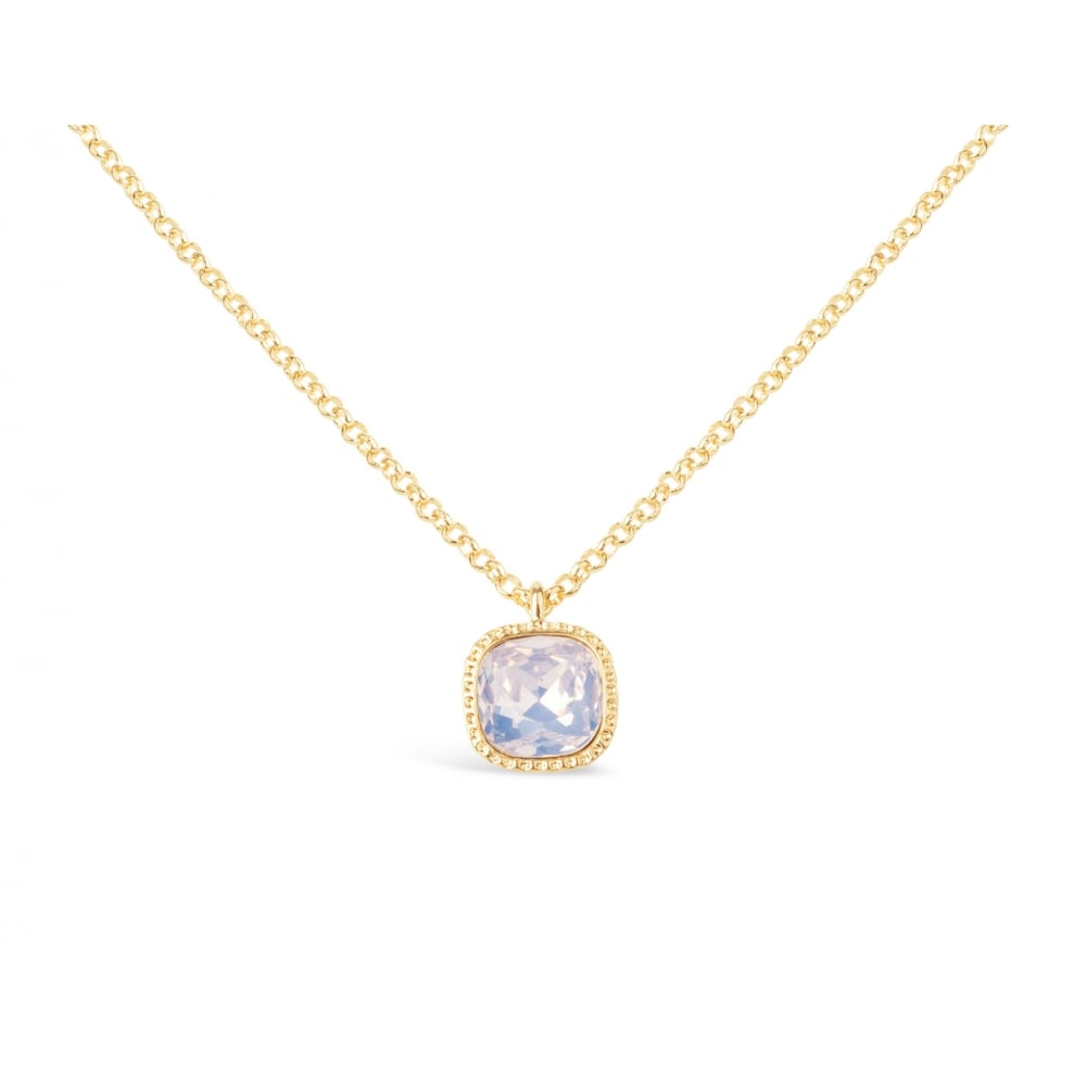 Beautiful simple gold plated necklace with crystal stone pendant beautiful simple gold plated necklace with crystal stone pendant aloadofball Choice Image