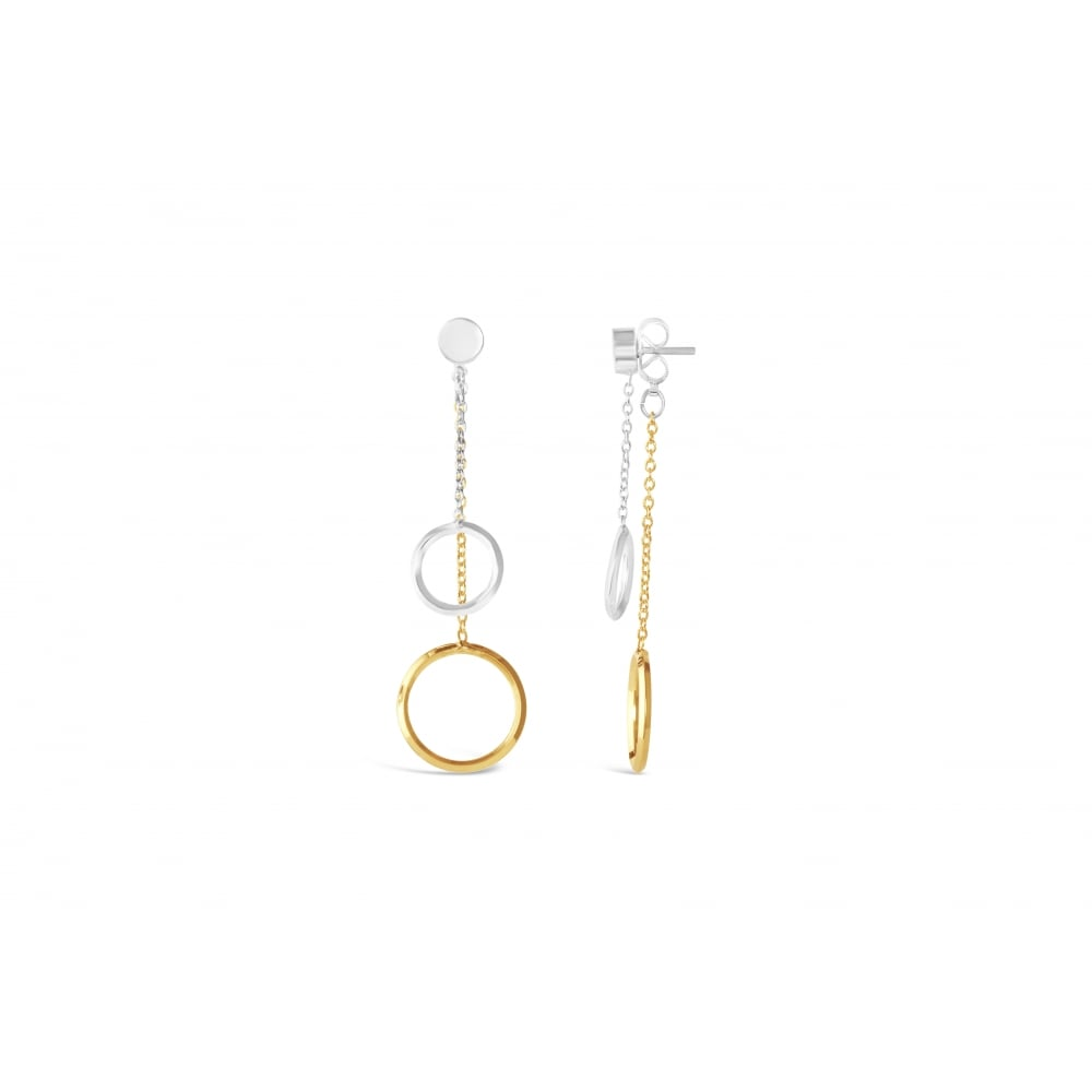 596b7672cf2 Elegant Gold Plated Drop Earrings - AUTUMN 2018 from Accessories by Park  Lane UK