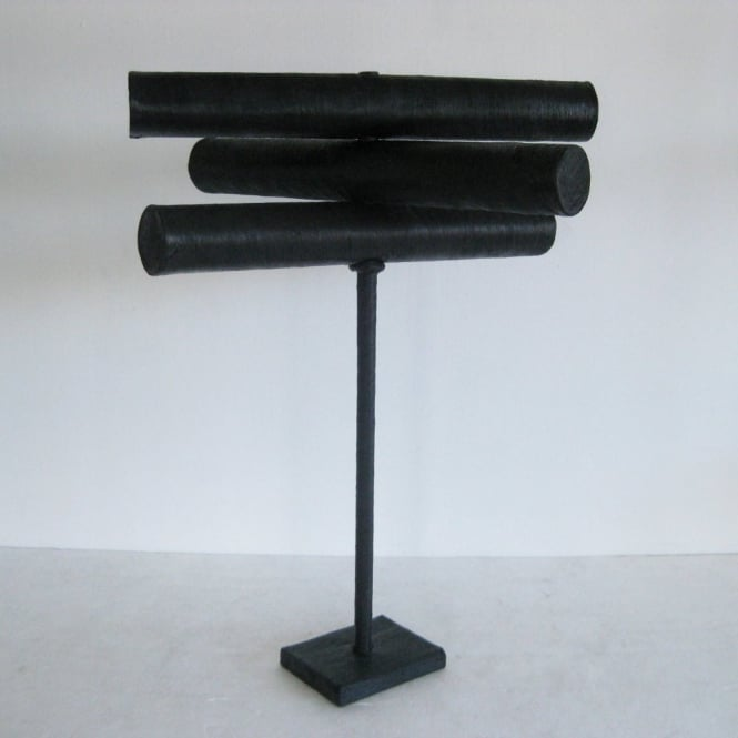 SALE Black Fibre Jewellery Display Stands