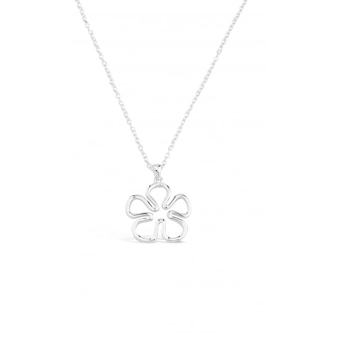 SALE PRICE Lovely Flower Necklace and Chain