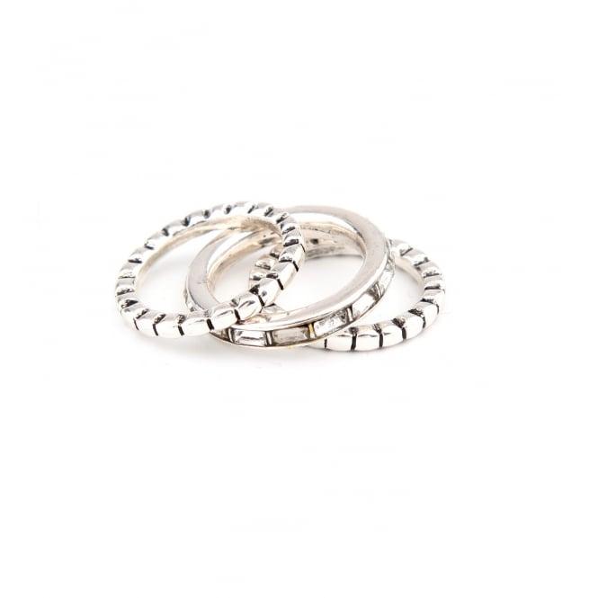 SALE PRICE 3 Ring Stacker Set.Pack of 2 UNBOXED