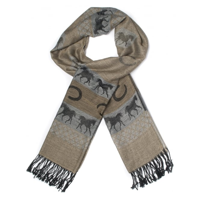 Pack of 6 Assorted Scarves
