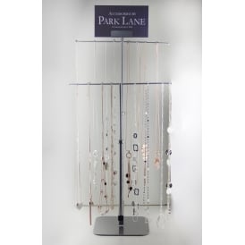 Long Necklace Display. Ideal for Showcasing your jewellery with Limited Space.