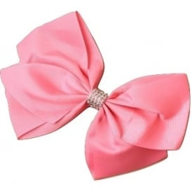 PACK OF SIX Fantastic New Oversized Bow in Assorted Colours.